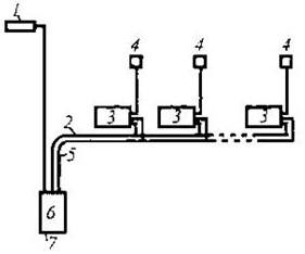 Электротеплоаккумуляционная система отопления одноквартирного дома