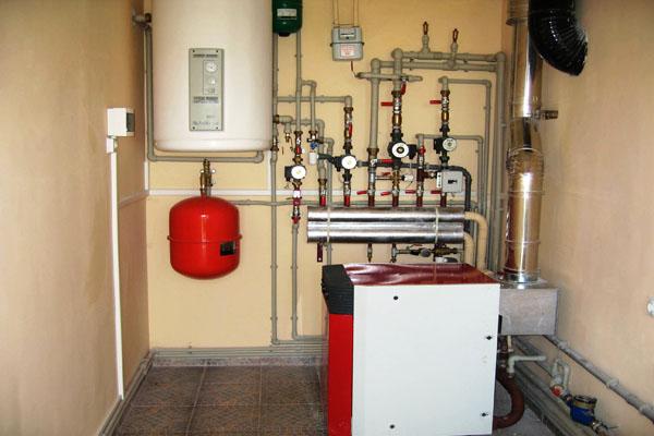 Проведение газа в частный дом