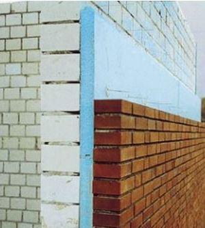 Утепление наружной стены дома